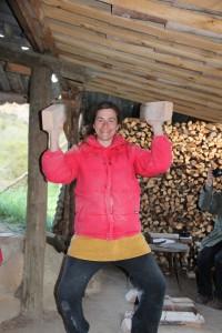 la cuisson au bois ça rend heureux!