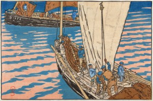 exposition la gravure sur bois en couleurs 120312